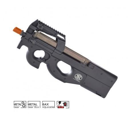 Rifle de Airsoft FN P90 Eletrico 6MM CYBER GUN