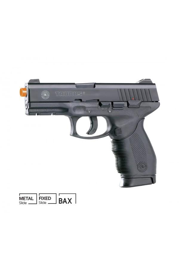 Pistola Airsoft TAURUS PT24/7 CO2 METAL SLIDE 6mm Cyber Gun