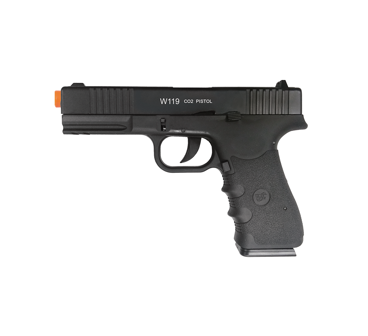 Pistola de Airsoft WG W119 CO2 Blowback 6mm