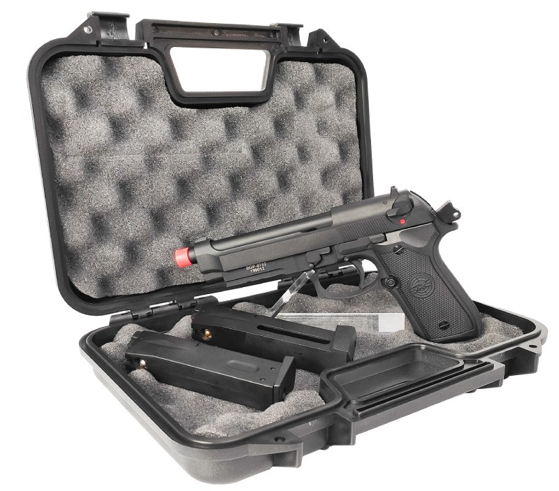 Pistola Airsoft SRC SR-92 GBB Full Metal