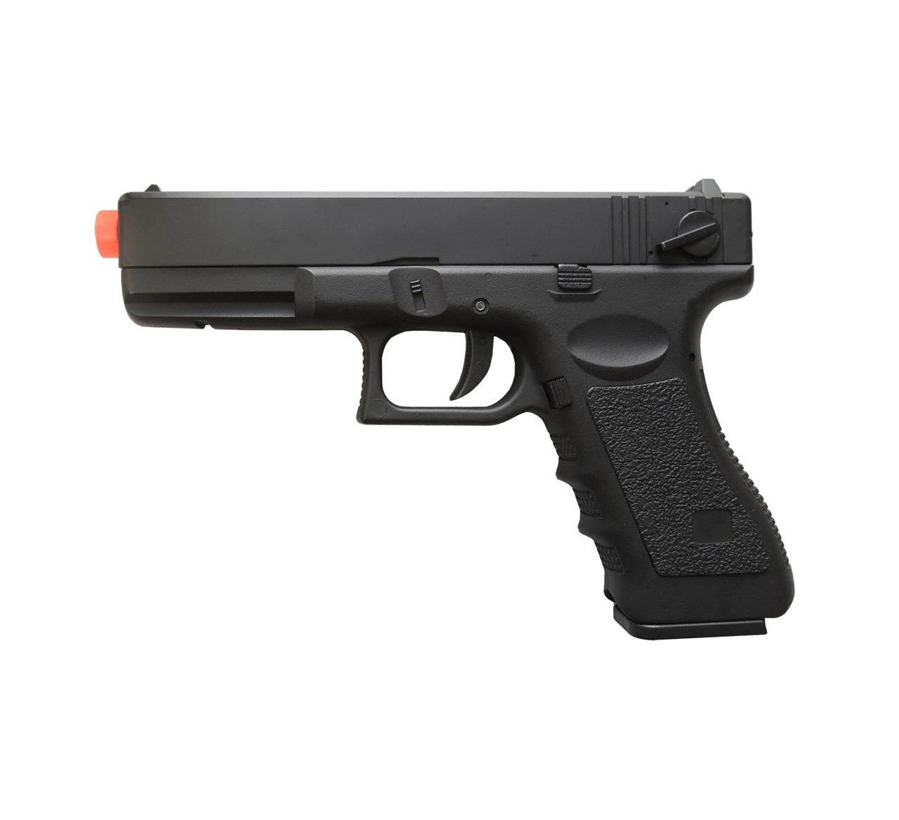 Pistola de Airsoft elétrica AEP Glock 18C CM030 Cyma 6mm