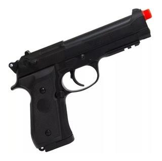 Pistola Airsoft Elétrica SRC Beretta 92 Toy