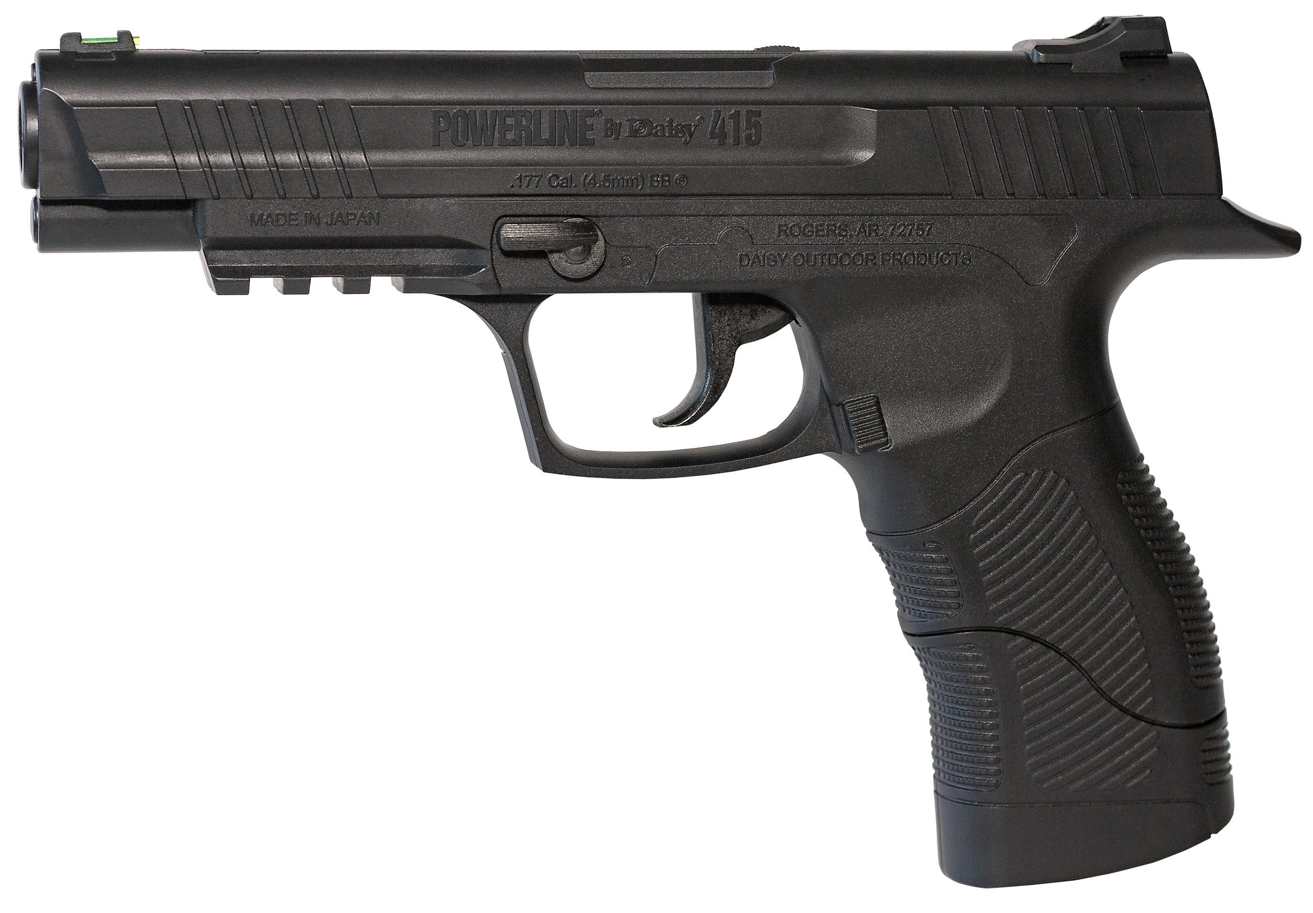Pistola CO2 Daisy 415