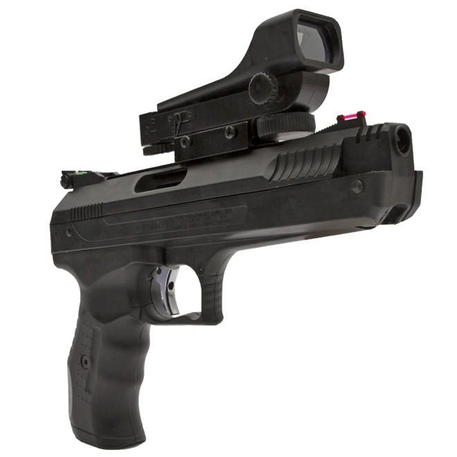 Pistola de pressão BEEMAN 2006 cal 5,5mm com red dot