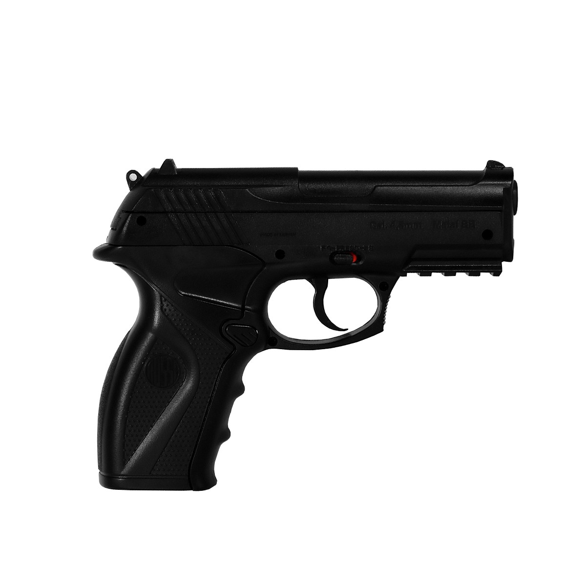 Pistola de pressão CO2 C11 Wingun 4,5mm
