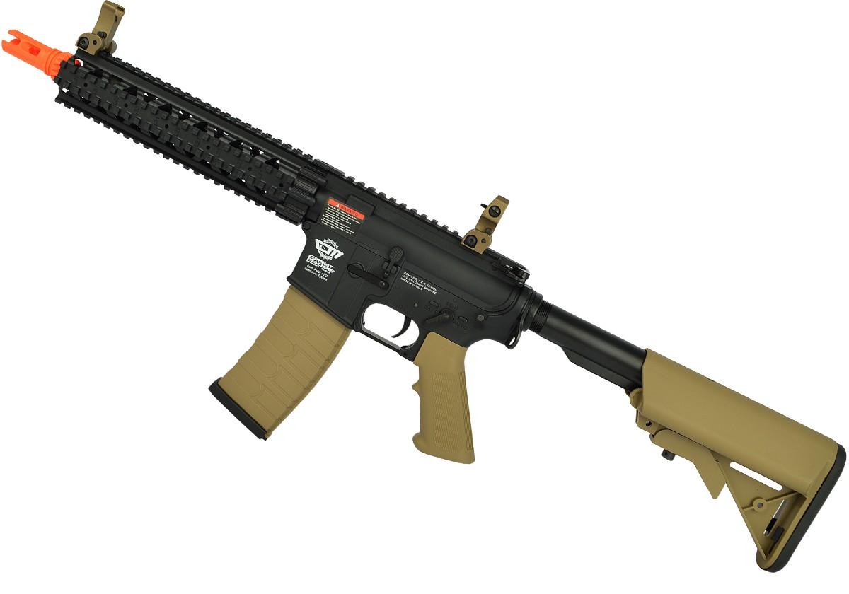 Airsoft M4A1 Rifle Airsoft RIS CM18 Mod1 - G&G