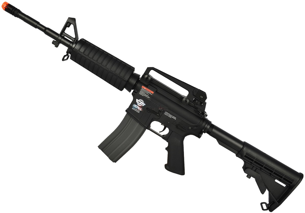 Rifle de Airsoft Eletrico M4A1 CM16 Carbine G&G 6mm
