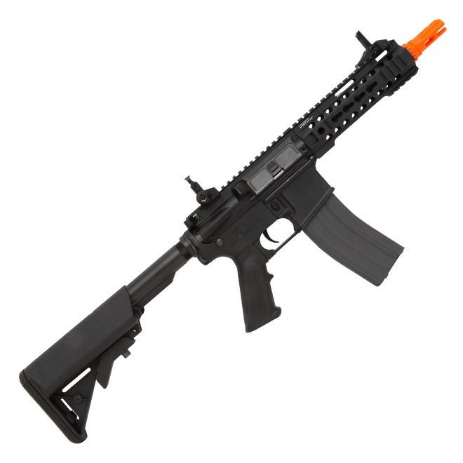 Rifle de Airsoft Elétrico G&G M4A1 CM15 KR CQB 8,5 P 6MM