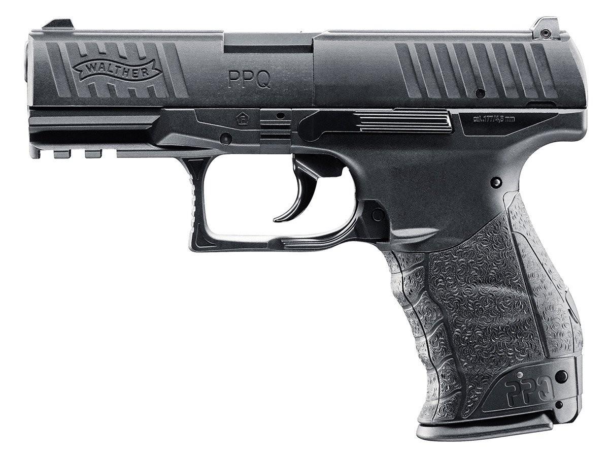 Pistola de CO2 PPQ Walther Esfera de Aço 4,5 MM Umarex