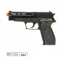 Pistola Airsoft SIG SAUER P226 Spring SLIDE METAL 6MM CYBER GUN