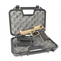 Pistola de Airsoft SR-92 GBB - Série Especial BGP - SRC Desert