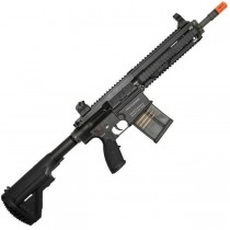 RIFLE DE AIRSOFT ELÉTRICO UMAREX HK 417D FULL METAL 6mm