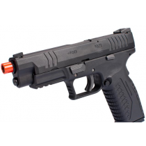 Pistola de Airsoft a Gás Extreme Tatical DM-40, GBB, Full Metal, Blowback WE