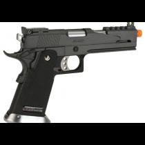 Pistola de Airsoft a Gás Phantom Custom GBB, Full Metal Blowaback WE