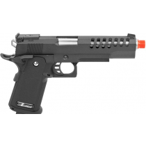 Pistola de Airsoft a Gás HI-CAPA Hyper Speed, GBB, Full Metal, Blowback WE
