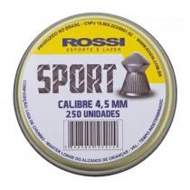 CHUMBINHO ROSSI SPORT 4,5mm - 250 un.