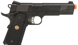 Pistola de Airsoft a Gás 1911 MEU, GBB, Full Metal, Blowback Tokio Marui