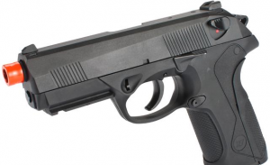 Pistola de Airsoft a Gás Bulldog GBB Blowback WE
